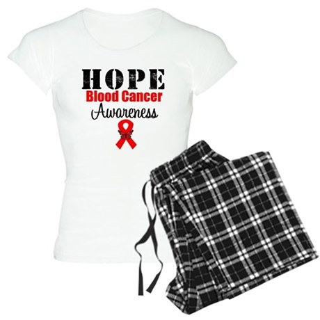 Blood Cancer Hope Women's Light Pajamas