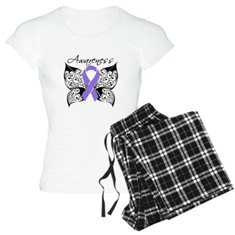 TattooHodgkinsLymphoma Women's Light Pajamas