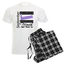 Lymphoma Awareness Month v3 pajamas