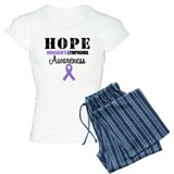 Hope Hodgkin's Lymphoma pajamas