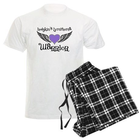 HodgkinsWarriorTattoo Men's Light Pajamas