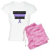 Hodgkin's Disease Survivor pajamas