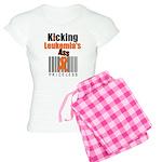 Kicking Leukemia's Ass Women's Light Pajamas