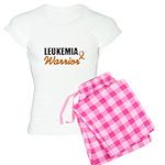 Leukemia Warrior Women's Light Pajamas