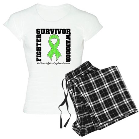 Survivor Non-Hodgkins Women's Light Pajamas