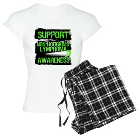 Support Non-Hodgkin's Women's Light Pajamas