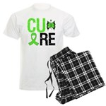 CureNon-HodgkinsLymphoma Men's Light Pajamas