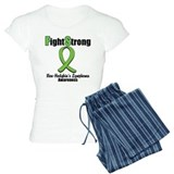 Fight Strong - Non-Hodgkin's pajamas