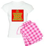 Radiation Therapy Women's Light Pajamas