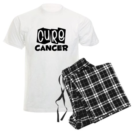 Cure Cancer Men's Light Pajamas