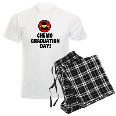 Chemo Graduation Day Men's Light Pajamas