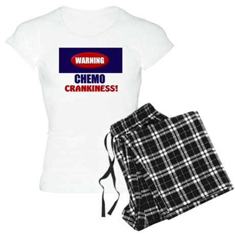 Chemo Crankiness Women's Light Pajamas