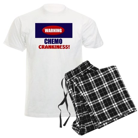 Chemo Crankiness Men's Light Pajamas