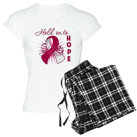 Head and Neck Cancer Women's Light Pajamas