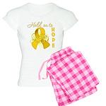 Neuroblastoma Women's Light Pajamas