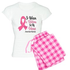 Hero - Breast Cancer Women's Light Pajamas
