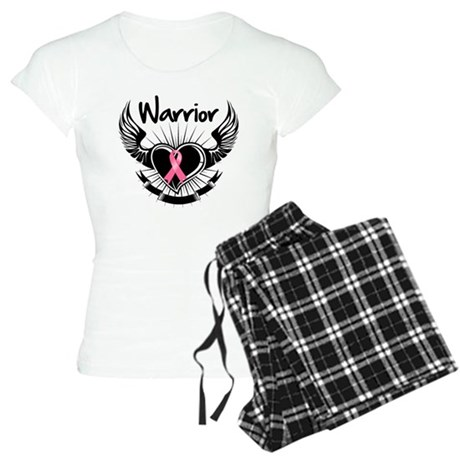 Breast Cancer Warrior Women's Light Pajamas
