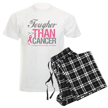 Tougher Than Cancer Men's Light Pajamas