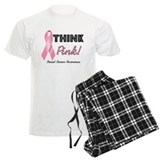 Think Pink Breast Cancer Pajamas