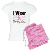 Wife - Breast Cancer Pajamas