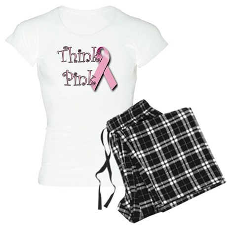 Think Pink (1) Women's Light Pajamas