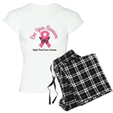 Breast Cancer (1 Year) Pajamas