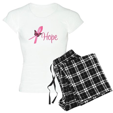 Breast Cancer Hope Women's Light Pajamas