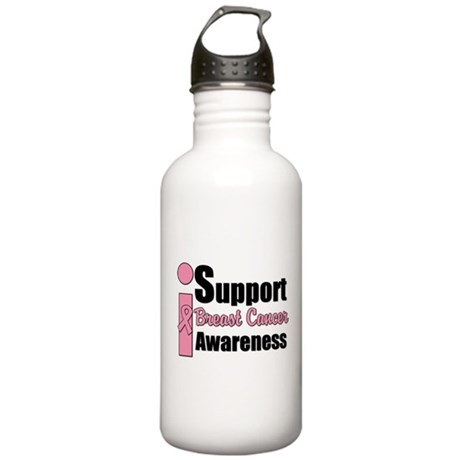 I Support BCA Stainless Water Bottle 1.0L