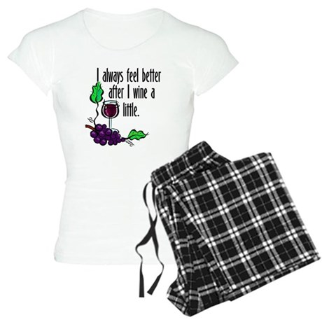 I Whine & Wine Women's Light Pajamas