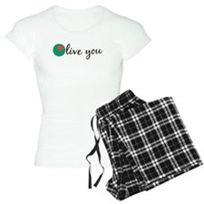 Olive You pajamas