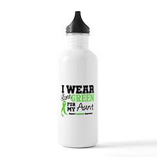 IWearLimeGreen Aunt Water Bottle
