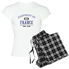 Property of France pajamas