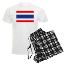 Thai Flag Pajamas