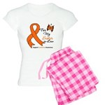 Leukemia For My Wife Women's Light Pajamas