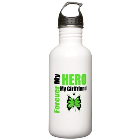 Lymphoma Hero Girlfriend Stainless Water Bottle 1.