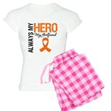 Leukemia Hero Girlfriend pajamas