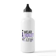 Hodgkin's Disease Wife Water Bottle