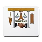 Masonic Prince Hall Mousepad