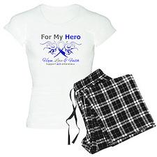 ALS For My Hero Tribal Pajamas