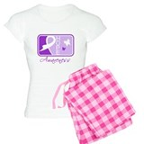 Fibromyalgia Hope Tile pajamas