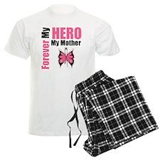 BreastCancerHero Mother Pajamas