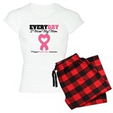 Breast Cancer Miss Mom pajamas