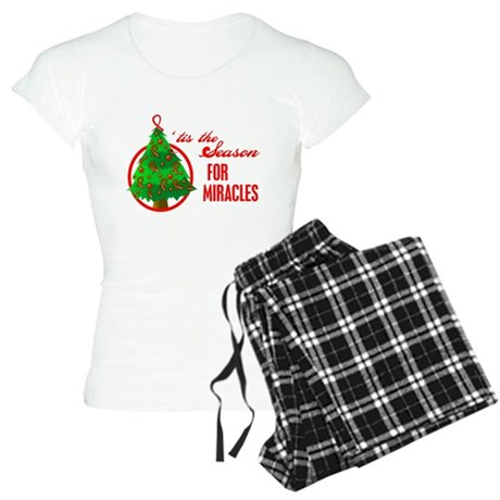 Blood Cancer Christmas Women's Light Pajamas