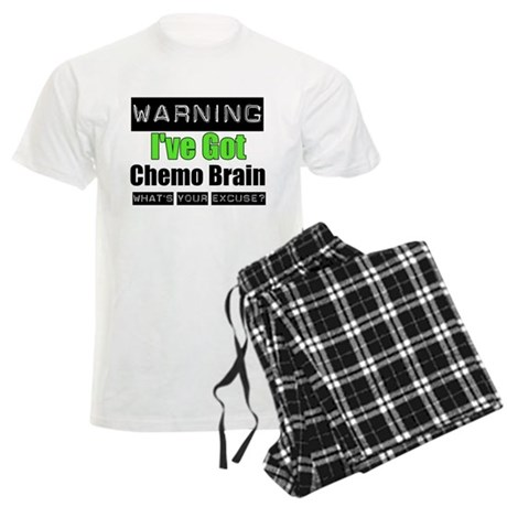 Chemo Brain Men's Light Pajamas