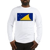 Tokelau Flag Long Sleeve T-Shirt