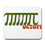Ocotopi Pi Day Shirt T-shirt Mousepad