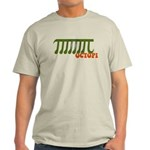 Ocotopi Pi Day Shirt T-shirt Light T-Shirt