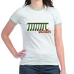 Ocotopi Pi Day Shirt T-shirt Jr. Ringer T-Shirt