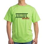 Ocotopi Pi Day Shirt T-shirt Green T-Shirt