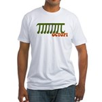 Ocotopi Pi Day Shirt T-shirt Fitted T-Shirt